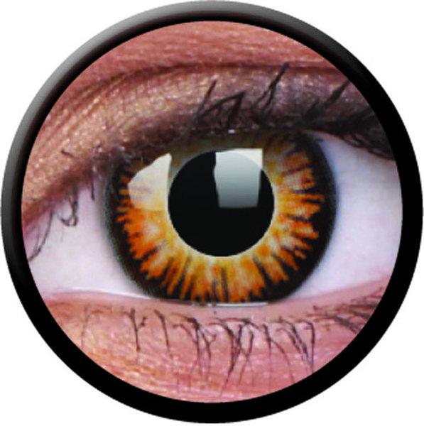 ColourVue CRAZY ČOČKY - Twilight (2 ks tříměsíční) - dioptrické - exp.02,04/2020