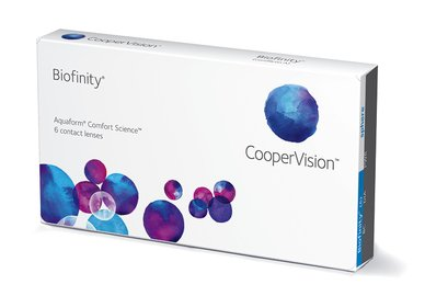 Biofinity (6 čoček) - exp.2020