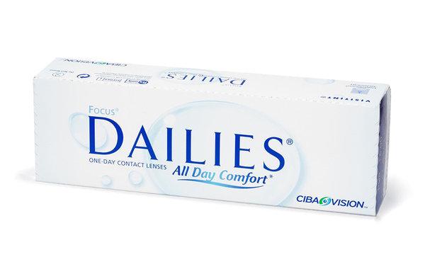 Dailies All Day Comfort (30 čoček) - exp.03/2020