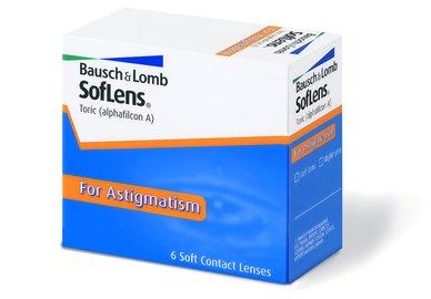 SofLens Toric (6 čoček) - výprodej skladu