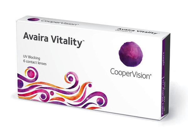 Avaira Vitality (6 čoček) - exp.06/2020