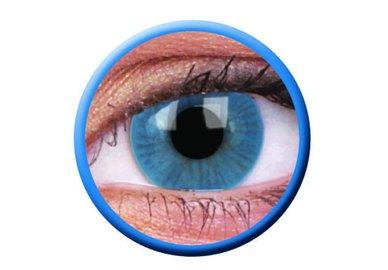 ColourVue Basic - Blue (2 čočky tříměsíční) - nedioptrické