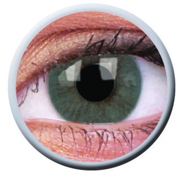 ColourVue Basic - Grey (2 čočky tříměsíční) - nedioptrické