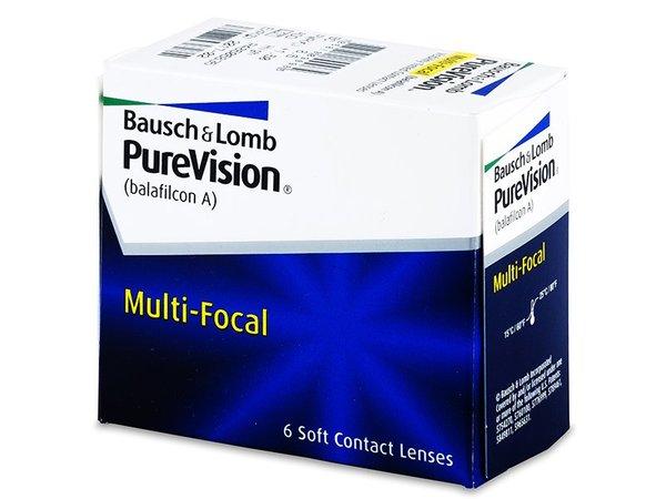 PureVision Multi-focal (3 čočky)