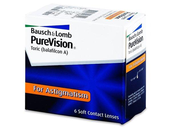 PureVision Toric (3 čočky)