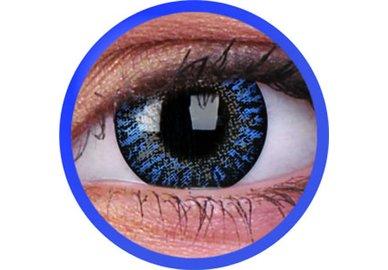 ColourVue Trublends One-Day -  Blue dioptrické (10 čoček) - exp.10/2020
