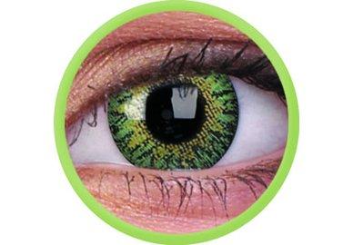 ColourVue Trublends One-Day - Green dioptrické (10 čoček) - exp.10/2020