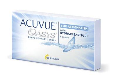 Acuvue Oasys for Astigmatism (6 čoček) Výprodej - Expirace 2021