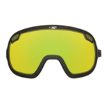 SPY Lyžařské brýle BRAVO MT.Black - Red Spectra