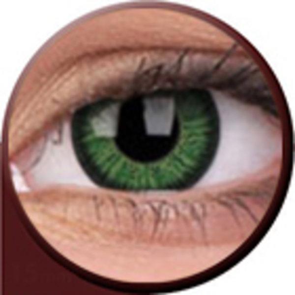 Phantasee Vivid - Green (2 čočky tříměsíční) - dioptrické - exp.11/21