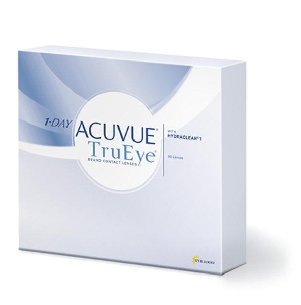 1-Day Acuvue TruEye (90 čoček) - Výprodej - Expirace 11/2021