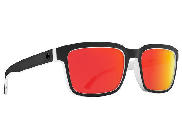 SPY Sluneční brýle HELM 2 Whitewall Red - polarizační
