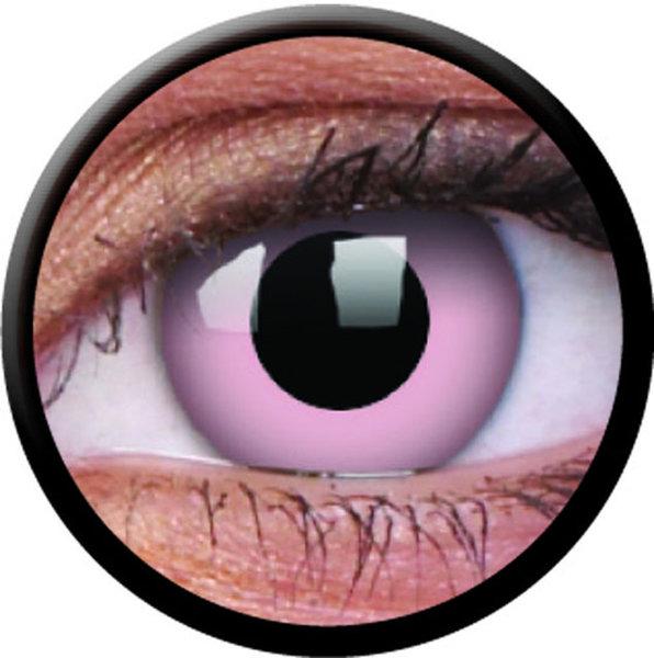 ColourVue CRAZY ČOČKY - Barbie Pink (2 ks tříměsíční) - nedioptrické-exp.09/21
