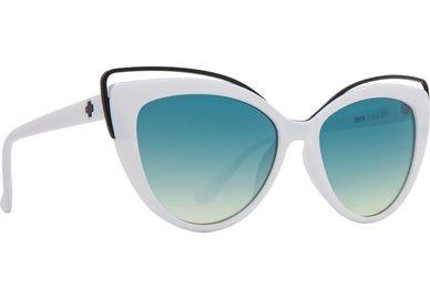 SPY sluneční brýle JULEP White