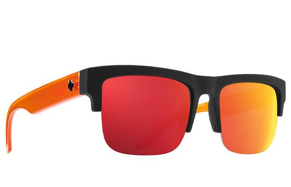 SPY sluneční brýle DISCORD 5050 - Translucent Orange