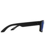 SPY sluneční brýle DISCORD LITE - Matte Black/Blue - polarizační