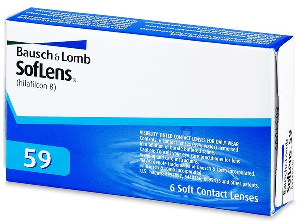 SofLens 59 (6 čoček) - výprodej 07/2019