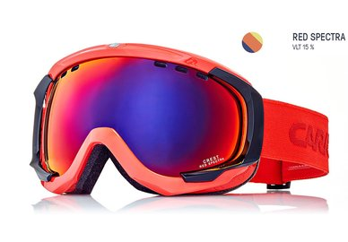 Lyžařské brýle Carrera CREST SPH - červené/red