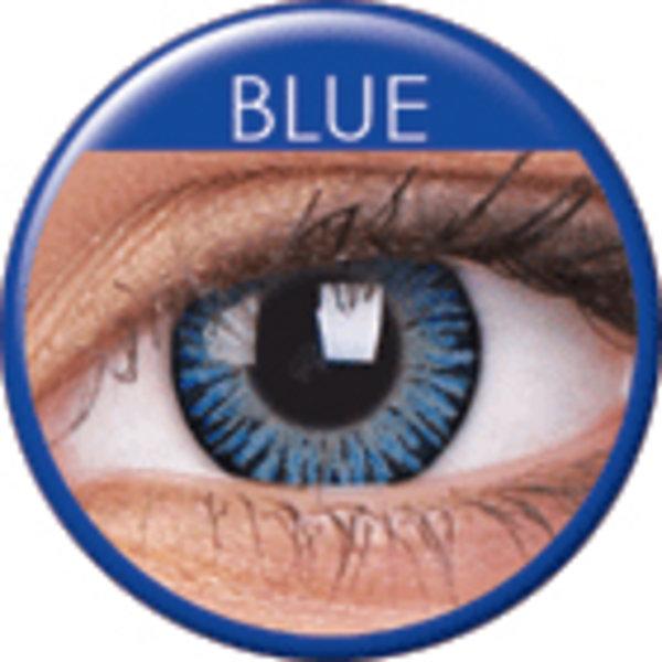 ColourVue 3 Tones - Blue (2 čočky tříměsíční) - dioptrické