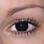 ColourVue Big Eyes - Dolly Black (2 čočky tříměsíční) - nedioptrické