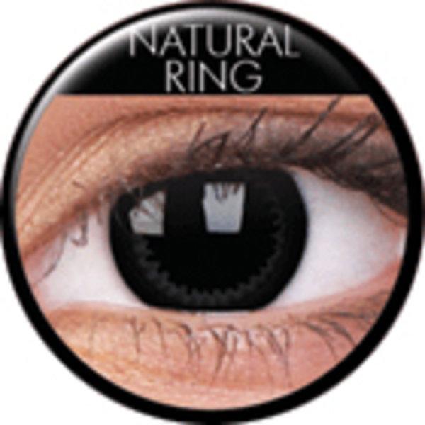 ColourVue Big Eyes - Natural Ring -Toric (2 čočky tříměsíční) - dioptrické