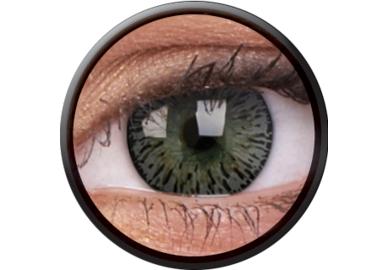 ColourVue Elegance - Grey (2 čočky tříměsíční) - nedioptrické - výprodej exp.2020
