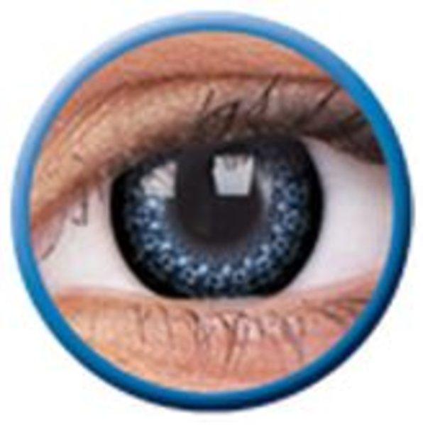 ColourVue Eyelush - Aqua (2 čočky tříměsíční) - nedioptrické - exp. rok 08/2017