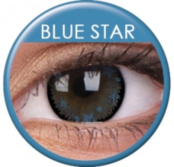 Jewel - Blue Star nedioptrické (2 tříměsíční čočky) - exp.05/2019