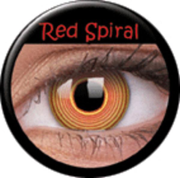 CRAZY ČOČKY  (2ks, tříměsíční) - Red Spiral