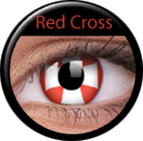 CRAZY ČOČKY  (2ks, tříměsíční) - Red Cross