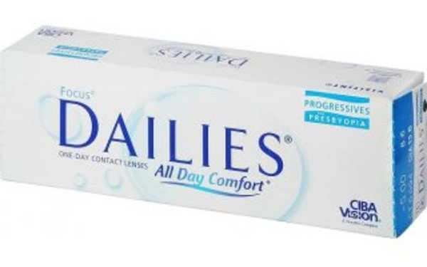 Dailies All Day Comfort Progressives (30 čoček)
