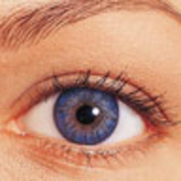 FreshLook One-Day Color - Blue (10 čoček) - nedioptrické