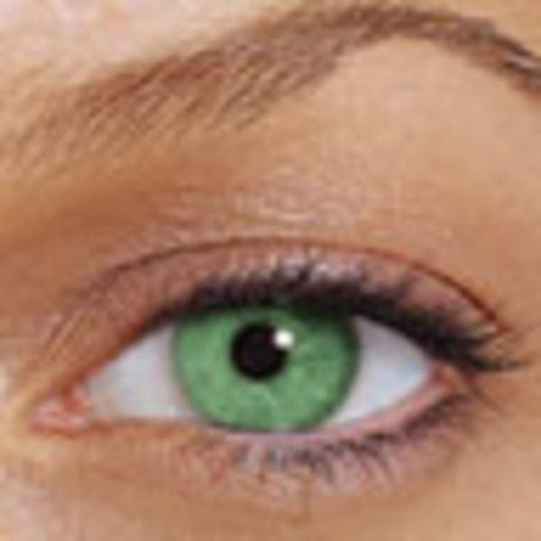 FreshLook One-Day Color - Green (10 čoček) - dioptrické - doprodej
