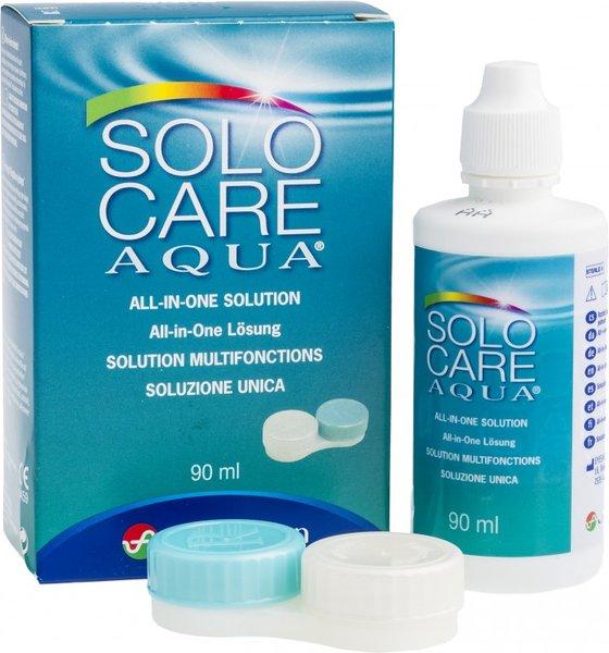 SoloCare Aqua 90 ml s pouzdrem - poškozený obal