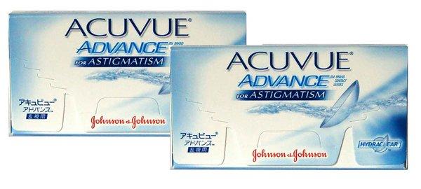 Acuvue Advance for Astigmatism (6 čoček)