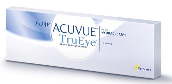 1-Day Acuvue TruEye (10 čoček) - DOPRODEJ