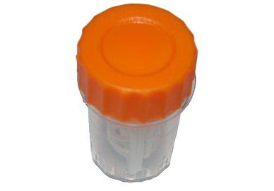 Pouzdro barel - Oranžový