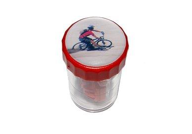 Hluboké pouzdro sport - Cyklista