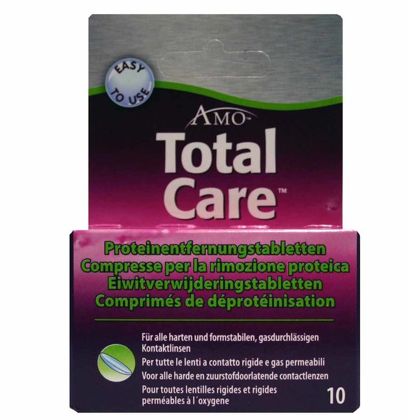 Total Care tablety 10 ks Výprodej! - 03/2019