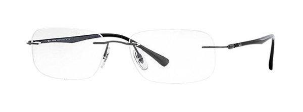 Dioptrické brýle Ray-Ban RX 8704 1128