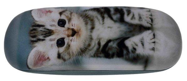 Pouzdro na brýle klasické - kotě