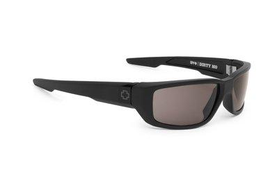 SPY sluneční brýle DIRTY MO Matte Black Grey - Polarizační