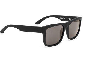 SPY sluneční brýle DISCORD Soft Matte Black  - Happy