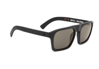 SPY sluneční brýle Balboa Matte Black - happy