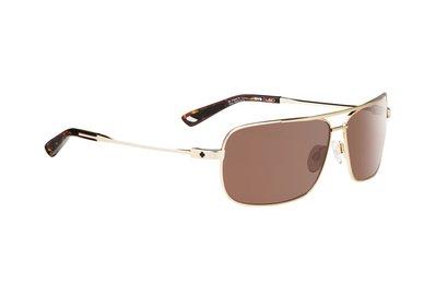 SPY sluneční brýle Leo Gold - Happy bronze