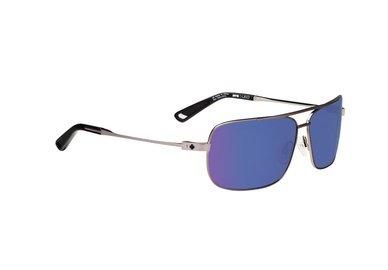 SPY sluneční brýle Leo Gunmetal - Happy bronze / Blue spectra