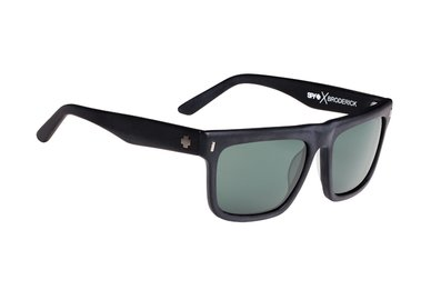 SPY sluneční brýle BRODERICK Matte Black - happy