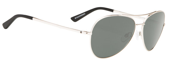 SPY Sluneční brýle WHISTLER Silver / gray
