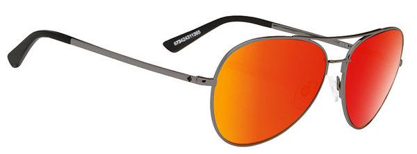 SPY Sluneční brýle WHISTLER Gunmetal / Red - happy