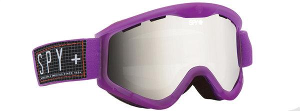 SPY Lyžařské brýle T3 - Translucent / Bronze
